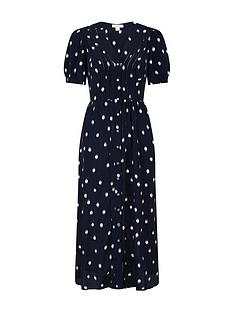 monsoon-monsoon-spot-print-sustainable-midi-dress