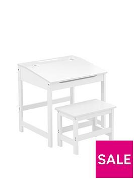 premier-housewares-kids-desk-and-stool-set--white