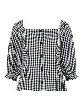 monsoon-dorian-gingham-blouse-black