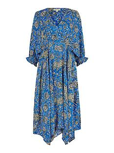 monsoon-paisley-sustainable-hanky-hem-dress-blue