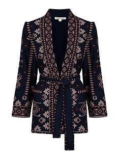 monsoon-embroidered-sustainable-jacket-navy