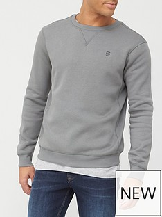 g-star-raw-crew-neck-sweatshirt-grey