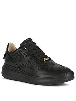 geox-rubidia-e-leather-wedge-trainers-black
