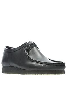 clarks-originals-leather-wallabee-shoes-black