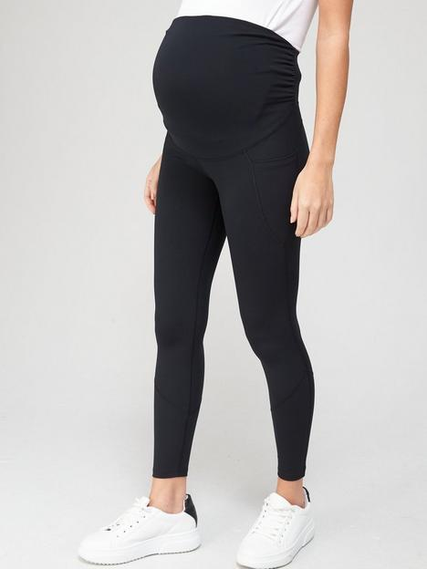 v-by-very-maternity-ath-leisurenbspseam-detail-leggings-black