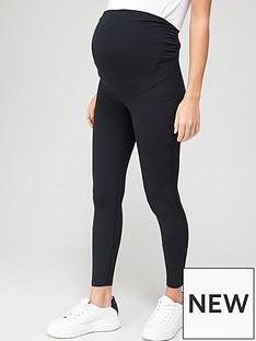 v-by-very-maternity-seam-detail-leggings-black