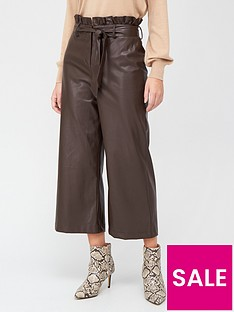 v-by-very-faux-leather-cropped-trousers-chocolate