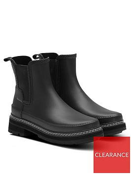 hunter-hunter-refined-stitch-detail-chelsea-boots