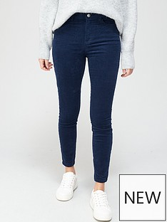 v-by-very-cord-skinny-trousers-navy