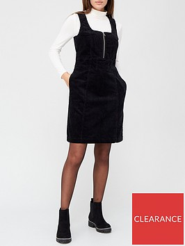 v-by-very-cord-pinafore-black