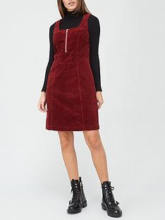v-by-very-cord-pinafore-burgundy