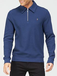 farah-spon-long-sleeve-sweatshirt-navynbsp