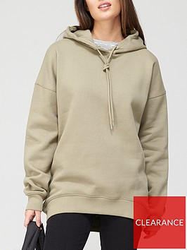 v-by-very-the-essential-oversized-hoodie-khaki