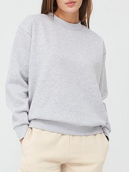v-by-very-the-essential-basic-sweat-grey-marl