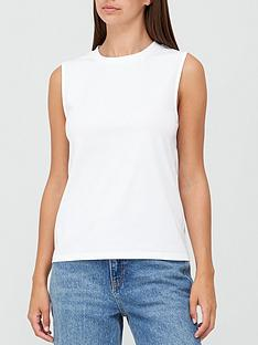 v-by-very-sleeveless-t-shirt-white