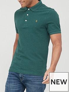 farah-farah-blanes-short-sleeve-polo-shirt