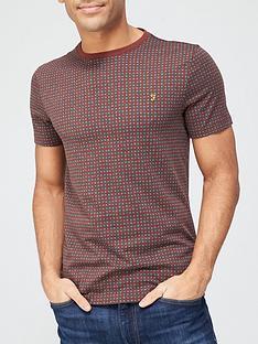 farah-holbrooks-t-shirt-burgundy
