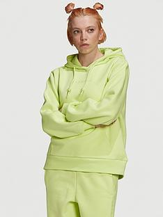 adidas-originals-oversized-hoodie-yellow