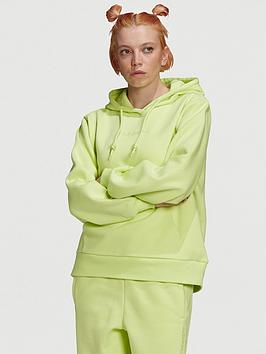 adidas-originals-oversized-hoodie-yellow