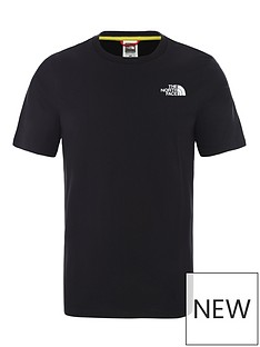 the-north-face-back-fade-logo-t-shirt-black
