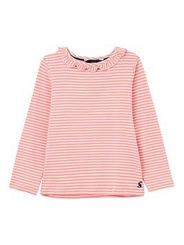 joules-girls-muriel-stripe-long-sleeve-t-shirt-pink