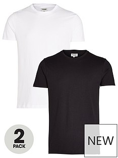 wrangler-2-pack-t-shirt-blackwhite