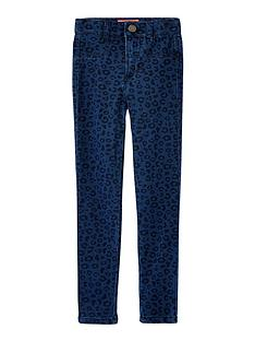 joules-girls-elva-leopard-print-jeggings-blue