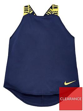 nike-girlsnbspdri-fit-tank-elastika-vest-blackgold