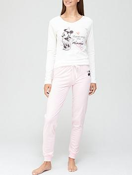 minnie-mouse-pyjamas-grey