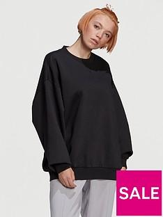 adidas-originals-oversized-sweater-black