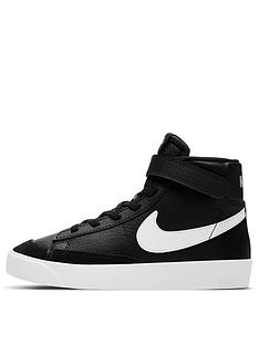 nike-childrensnbspblazer-mid-77-black