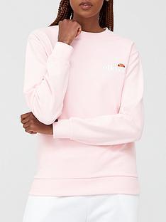 ellesse-heritage-triome-sweatshirt-pinknbsp