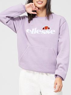 ellesse-heritage-cultivar-sweatshirt-purple