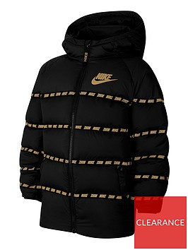 nike-unisex-nswnbspdown-jacket-blackgold