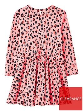 joules-girls-fiona-leopard-print-jersey-dress-pink