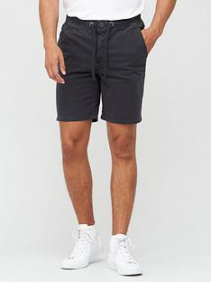 superdry-chino-short-black