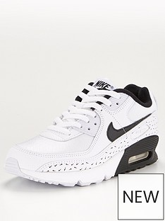 nike-air-max-90-swooshfetti-pack-juniornbsptrainers-whiteblack