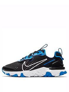 nike-react-vision-junior-trainer-s--blackwhiteblue