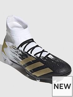 adidas-predator-203-firm-ground-football-boots-silver