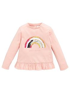 v-by-very-girls-rainbow-peplum-long-sleeve-t-shirt-pink
