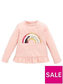 v-by-very-girls-rainbow-peplum-long-sleeve-t-shirt-pink