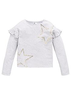 v-by-very-girls-star-frill-long-sleeve-top-grey