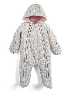 mamas-papas-baby-girls-printed-cord-pramsuit-multi