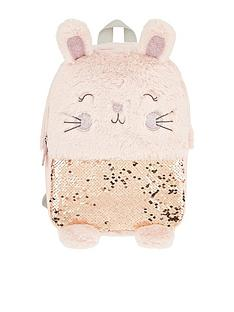 accessorize-girls-bella-bunny-fluffy-backpack-pink