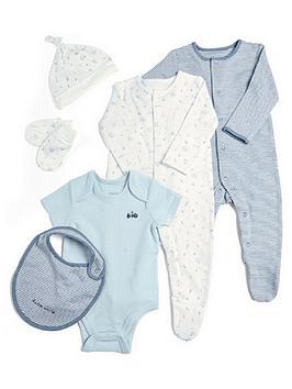 mamas-papas-baby-boys-6-piece-set-blue-multi