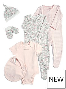 mamas-papas-baby-girls-6-piece-set-pink-multi
