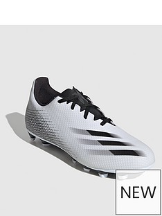 adidas-x-ghosted4-firm-ground-football-boots-white