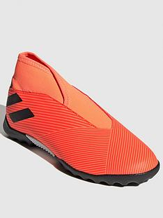 adidas-junior-nemeziz-laceless-193-astro-turf-boot-red-black