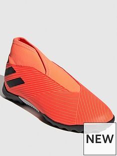 adidas-junior-nemeziz-laceless-193-astro-turf-boot-red-black