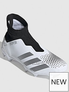 adidas-predator-laceless-203-firm-ground-football-boots-silver